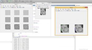 تشخیص چهره با پردازش تصویر